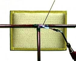 Термозащитный экран для пайки